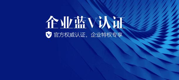 企业蓝V认证